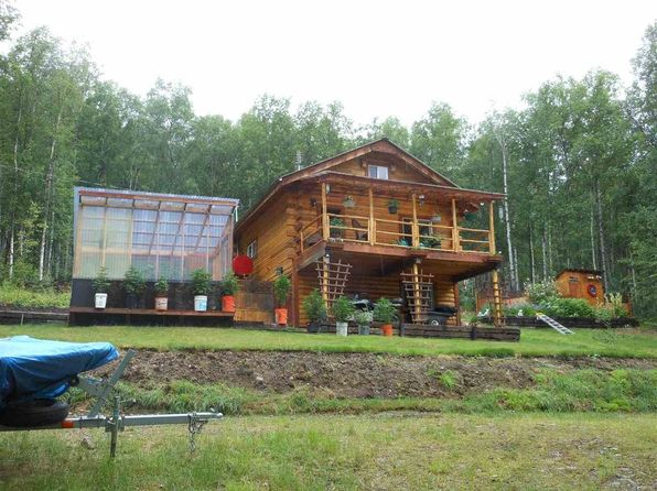 1 bed 1 bath Single Family at 1060 Leuthold Dr Fairbanks, AK, 99712 is for sale at 110k - 1 of 23