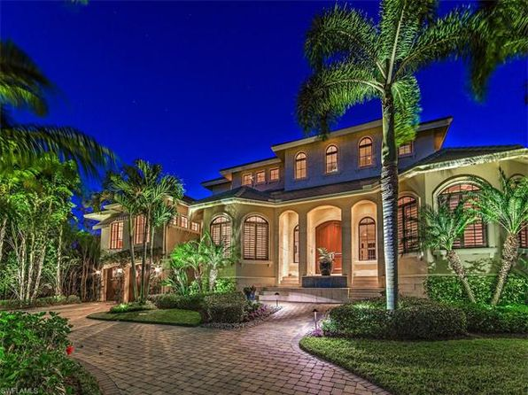 5 bed 8 bath Single Family at 1851 5th St S Naples, FL, 34102 is for sale at 6.70m - 1 of 25