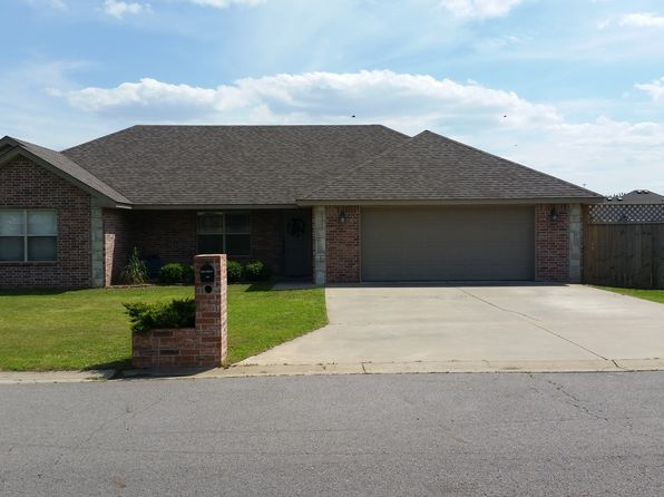 4 bed 2 bath Single Family at 108 Cardinal Cir Muldrow, OK, 74948 is for sale at 160k - 1 of 48