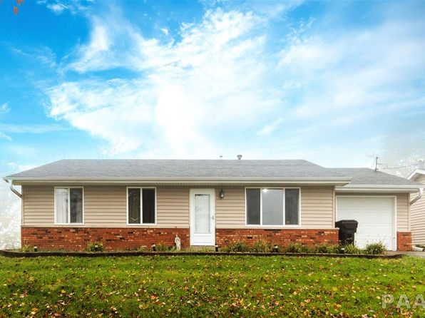 3 bed 1 bath Single Family at 9817 S Trivoli Rd Glasford, IL, 61533 is for sale at 142k - 1 of 36