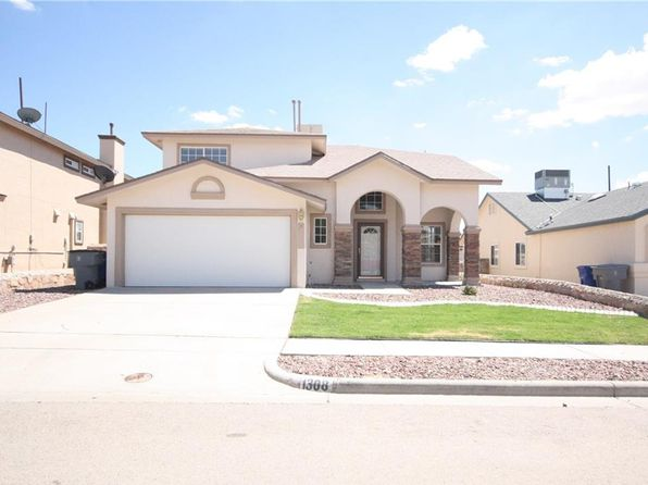4 bed 3 bath Single Family at 1308 Clay Basket Cir El Paso, TX, 79936 is for sale at 185k - 1 of 30