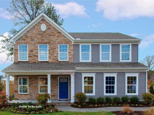 4 bed 3 bath Single Family at 118 Spring Meadow Ln Smithfield, VA, 23430 is for sale at 349k - google static map