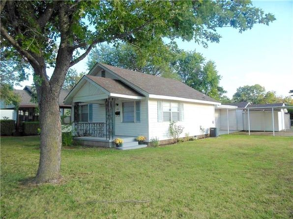 3 bed 2 bath Single Family at 105 E Chicago St Shawnee, OK, 74804 is for sale at 89k - 1 of 25