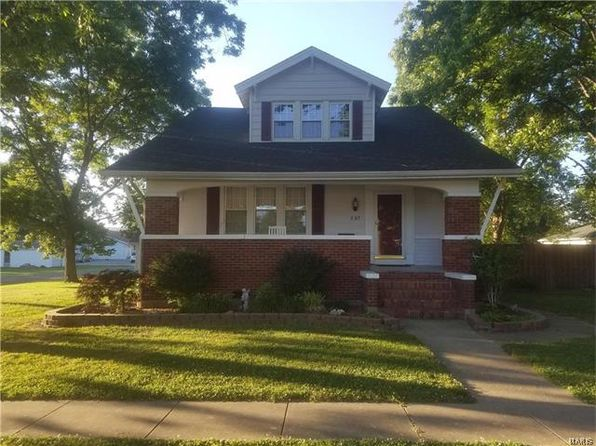 4 bed 2 bath Single Family at 587 W Maple St Nashville, IL, 62263 is for sale at 145k - 1 of 21