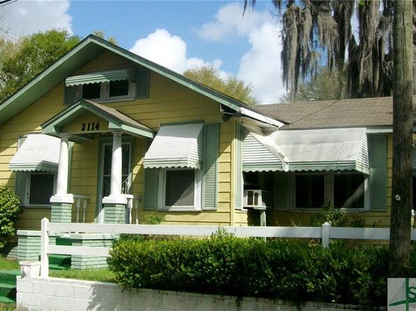 3 bed 1 bath Single Family at 2114 TENNESSEE AVE SAVANNAH, GA, 31404 is for sale at 79k - google static map