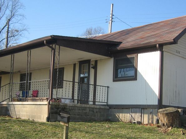 2 bed 1 bath Mobile / Manufactured at 220 W Summit St Brownstown, IN, 47220 is for sale at 42k - 1 of 9