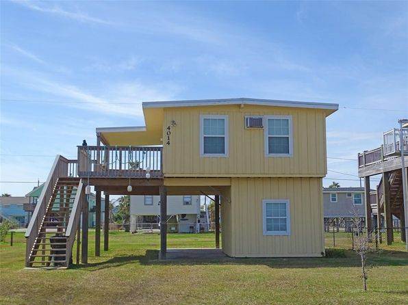 1 bed 1 bath Single Family at 4014 SAN JACINTO DR GALVESTON, TX, 77554 is for sale at 120k - 1 of 13