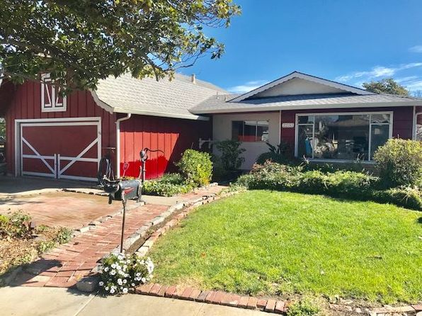 3 bed 2 bath Single Family at 2233 Emmett Ct Santa Clara, CA, 95051 is for sale at 1.33m - google static map