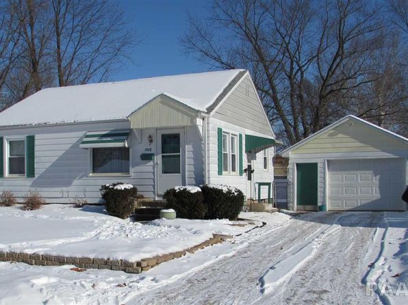 3 bed 2 bath Single Family at 1408 N 12th St Pekin, IL, 61554 is for sale at 83k - 1 of 23