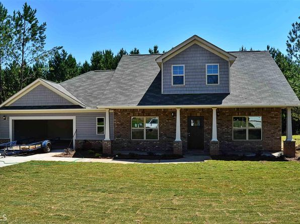 3 bed 3 bath Single Family at 250 Glenview Trl Griffin, GA, 30224 is for sale at 153k - google static map