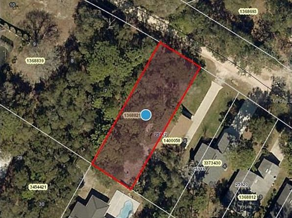 null bed null bath Vacant Land at  Eufaula Way Mount Plymouth, FL, 32776 is for sale at 19k - google static map
