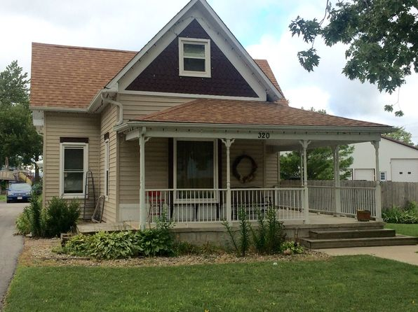 3 bed 2 bath Single Family at 320 S Main St Gifford, IL, 61847 is for sale at 130k - 1 of 41