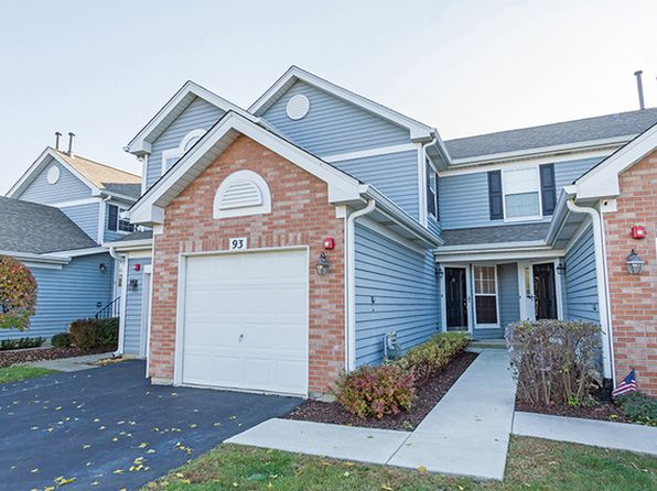 2 bed 3 bath Townhouse at 93 Shorewood Dr Glendale Heights, IL, 60139 is for sale at 180k - 1 of 15