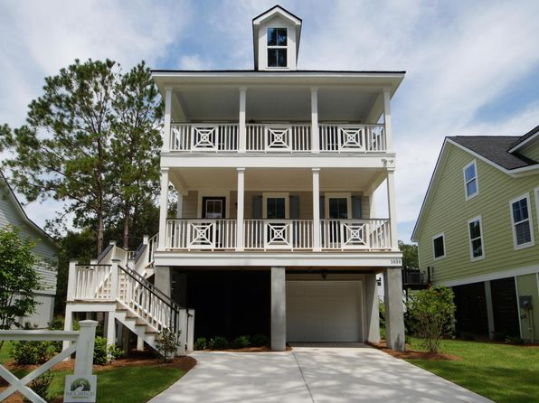 3 bed 3 bath Single Family at 1638 Periwinkle Dr Mount Pleasant, SC, 29466 is for sale at 410k - 1 of 38