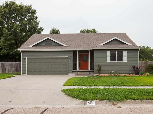 5 bed 3 bath Single Family at 805 Spani Dr Saint George, KS, 66535 is for sale at 225k - 1 of 24