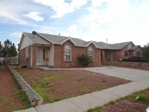 3 bed 2 bath Single Family at 11740 RIVERSTONE DR EL PASO, TX, 79936 is for sale at 105k - 1 of 4