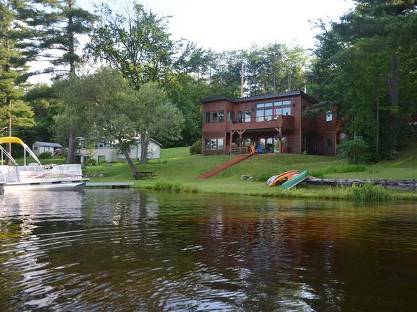 3 bed 3 bath Single Family at 42 Goodwin Rd Enfield, NH, 03748 is for sale at 879k - 1 of 12