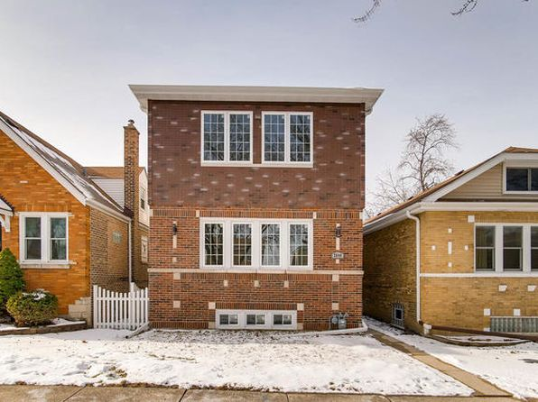5 bed 4 bath Single Family at 2844 N 72nd Ct Elmwood Park, IL, 60707 is for sale at 450k - 1 of 28