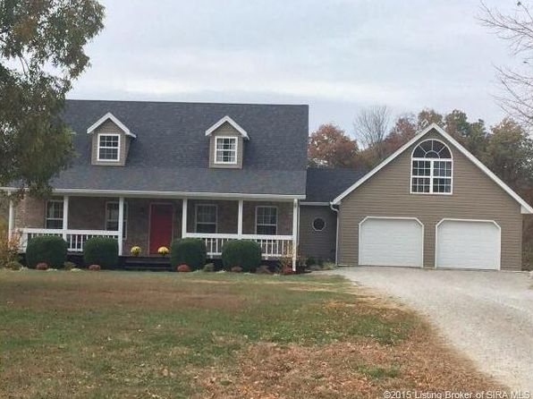 3 bed 4 bath Single Family at 2057 Highway 11 Lanesville, IN, 47136 is for sale at 330k - 1 of 34