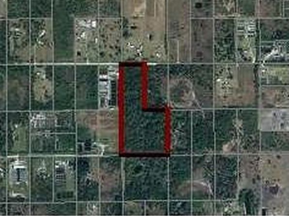 null bed null bath Vacant Land at 13572 HAMLIN AVE CLEWISTON, FL, 33440 is for sale at 146k - google static map