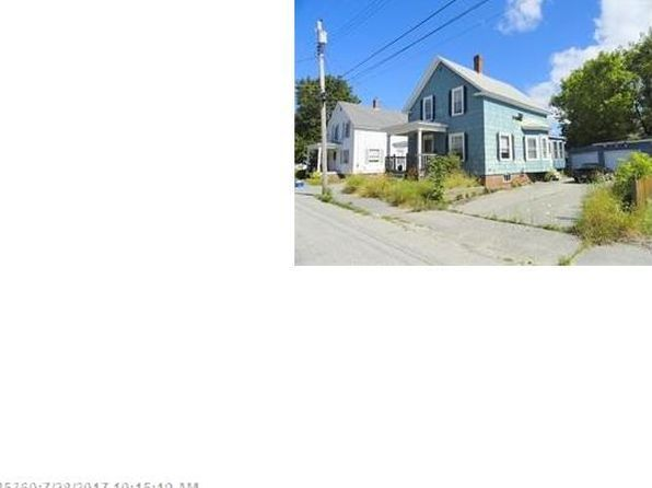 3 bed 1 bath Single Family at 26 Tampa St Lewiston, ME, 04240 is for sale at 72k - 1 of 7