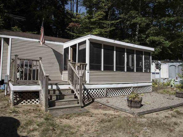 1 bed 1 bath Mobile / Manufactured at 201 Hanson Mill Rd Moultonboro, NH, 03254 is for sale at 68k - 1 of 26