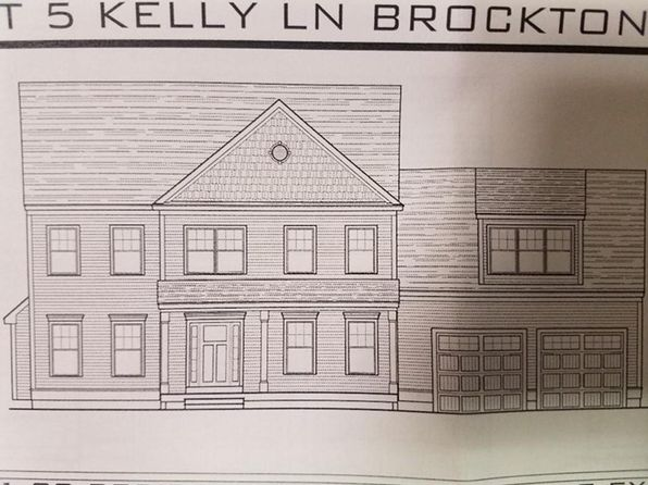 4 bed 3 bath Single Family at  Kelly Ln Brockton, MA, 02301 is for sale at 609k - google static map