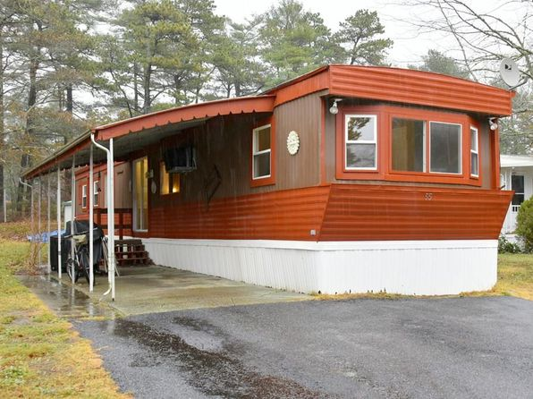 2 bed 2 bath Mobile / Manufactured at 55 Kimberly Ct Wareham, MA, 02571 is for sale at 60k - 1 of 14