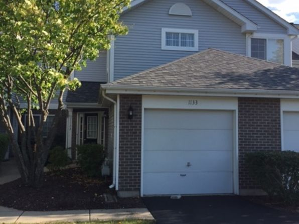 2 bed 3 bath Townhouse at 1133 E Cambria Ln N Lombard, IL, 60148 is for sale at 185k - google static map