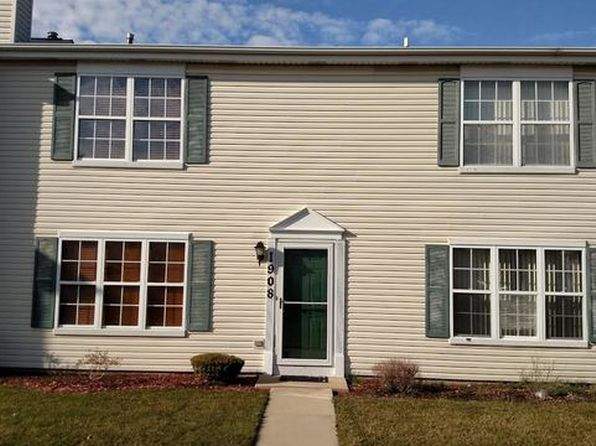 2 bed 2 bath Condo at 1908 Cherrywood Ct Joliet, IL, 60435 is for sale at 105k - 1 of 8