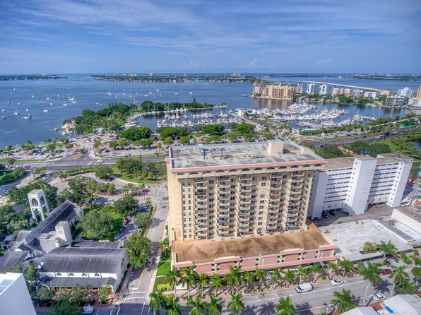 2 bed 2 bath Condo at 101 S Gulfstream Ave Sarasota, FL, 34236 is for sale at 575k - 1 of 10