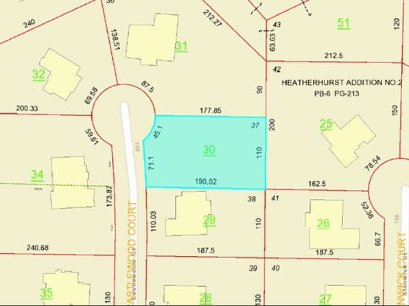 null bed null bath Vacant Land at 0 Castlewood Ct Florence, AL, 35633 is for sale at 28k - google static map