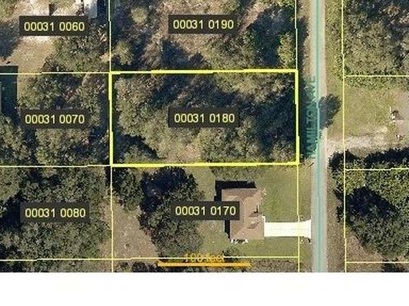 null bed null bath Vacant Land at 1811 HAMILTON AVE LEHIGH ACRES, FL, 33972 is for sale at 10k - google static map