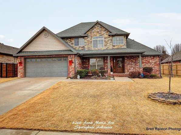 4 bed 3 bath Single Family at 8266 Anna Maria Ave Springdale, AR, 72762 is for sale at 300k - 1 of 30