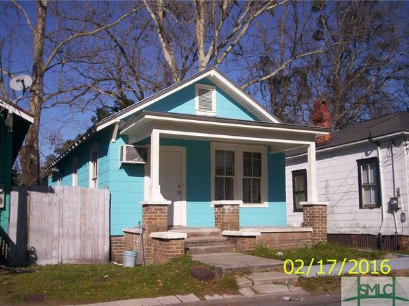 2 bed 1 bath Single Family at 16 W 54TH ST SAVANNAH, GA, 31405 is for sale at 80k - google static map