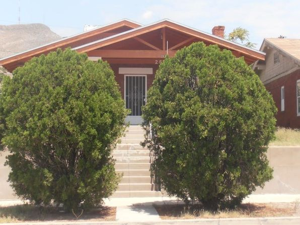 3 bed 2 bath Single Family at 2611 PERSHING DR EL PASO, TX, 79903 is for sale at 100k - 1 of 30