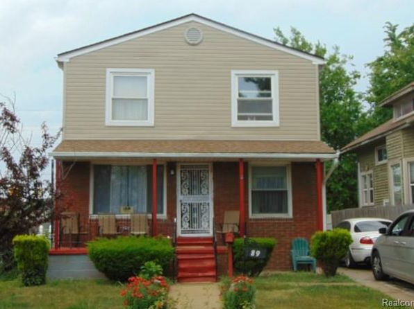 4 bed 2 bath Single Family at 89 Beresford St Highland Park, MI, 48203 is for sale at 59k - 1 of 2