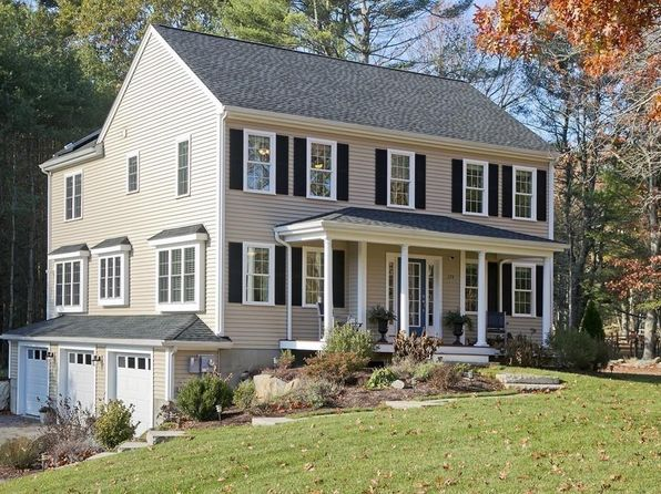 4 bed 3 bath Single Family at 174 Indian Pond Rd Kingston, MA, 02364 is for sale at 575k - 1 of 23