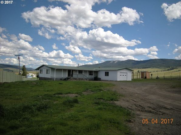 3 bed 2 bath Mobile / Manufactured at 400 W MAIN ST LONG CREEK, OR, 97856 is for sale at 150k - 1 of 11
