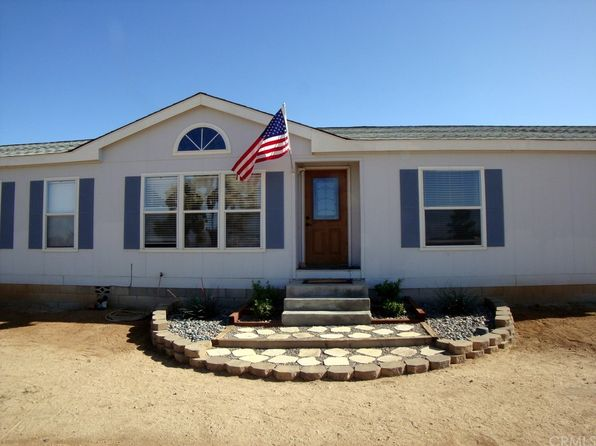 4 bed 2 bath Mobile / Manufactured at 57425 Campanula St Yucca Valley, CA, 92284 is for sale at 175k - 1 of 22
