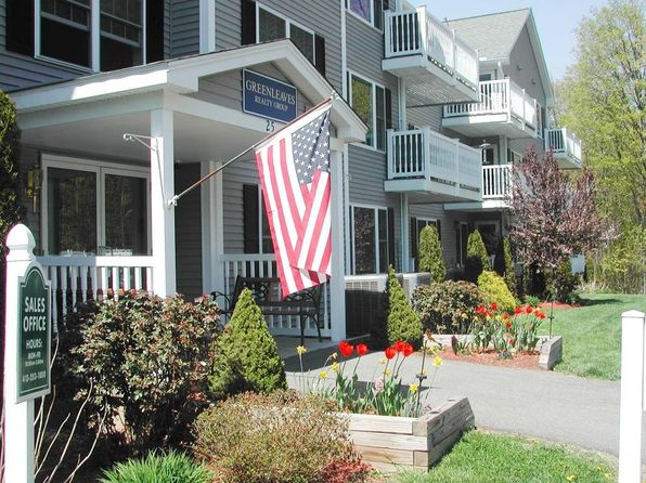 2 bed 1.5 bath Condo at 27 Green Leaves Dr Amherst, MA, 01002 is for sale at 199k - google static map