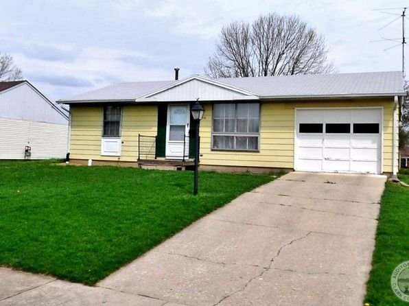 2 bed 1 bath Single Family at 1416 Attleboro Ave Springfield, OH, 45503 is for sale at 40k - google static map
