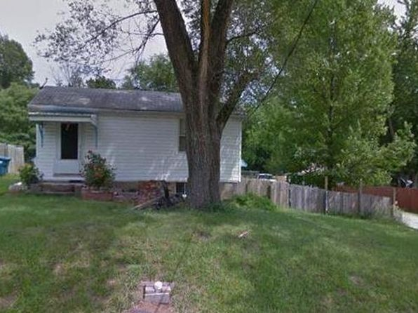 1 bed 1 bath Single Family at 312 Locust St Edwardsville, IL, 62025 is for sale at 39k - google static map