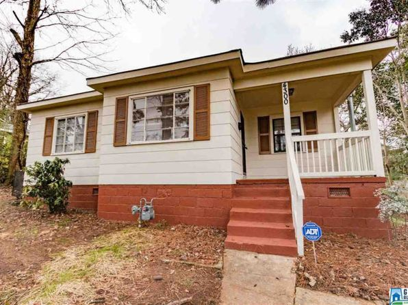 3 bed 2 bath Single Family at 4300 Avenue K Birmingham, AL, 35208 is for sale at 80k - 1 of 49