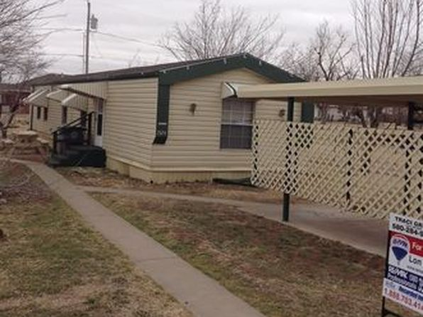 2 bed 2 bath Mobile / Manufactured at 1524 SW GEORGIA AVE LAWTON, OK, 73501 is for sale at 25k - google static map