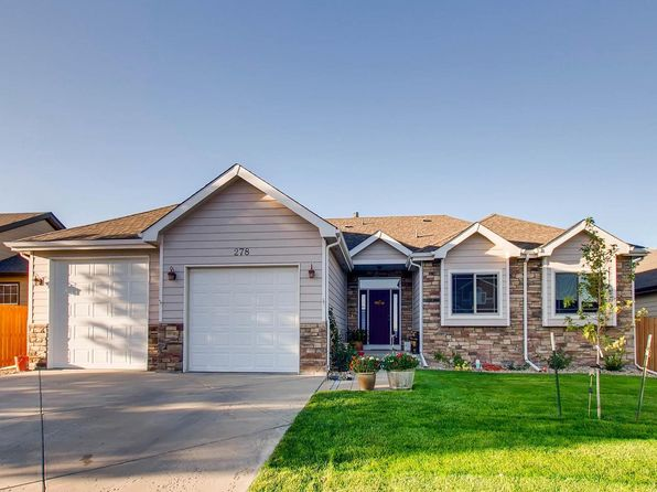 4 bed 2 bath Single Family at 278 Sloan Dr Johnstown, CO, 80534 is for sale at 372k - 1 of 11