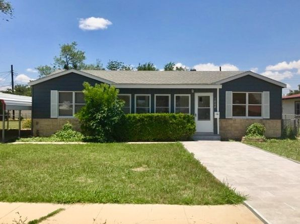 3 bed 2 bath Single Family at 1808 Mittel Ave Big Spring, TX, 79720 is for sale at 140k - 1 of 22