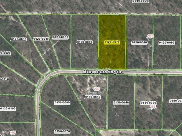 null bed null bath Vacant Land at 229 Melrose Landing Dr Hawthorne, FL, 32640 is for sale at 38k - 1 of 11