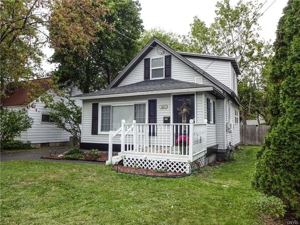 3 bed 1 bath Single Family at 107 Earl Ave Syracuse, NY, 13211 is for sale at 112k - 1 of 25
