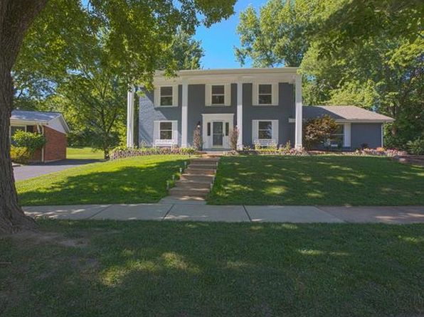 4 bed 4 bath Single Family at 17 White Plains Dr Chesterfield, MO, 63017 is for sale at 318k - 1 of 30